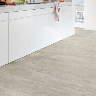 Quickstep Livyn Ambient Plus Light Grey Travertine AMCP40047