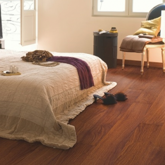 Quickstep Largo Natural Varnished Merbau