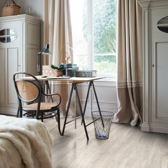 Quickstep Classic Reclaimed White Patina Oak