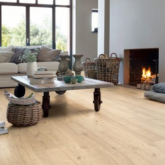 Quickstep Impressive Ultra Sandblasted Oak Natural IMU1853