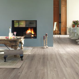 Quickstep Impressive Ultra Saw Cut Oak Grey