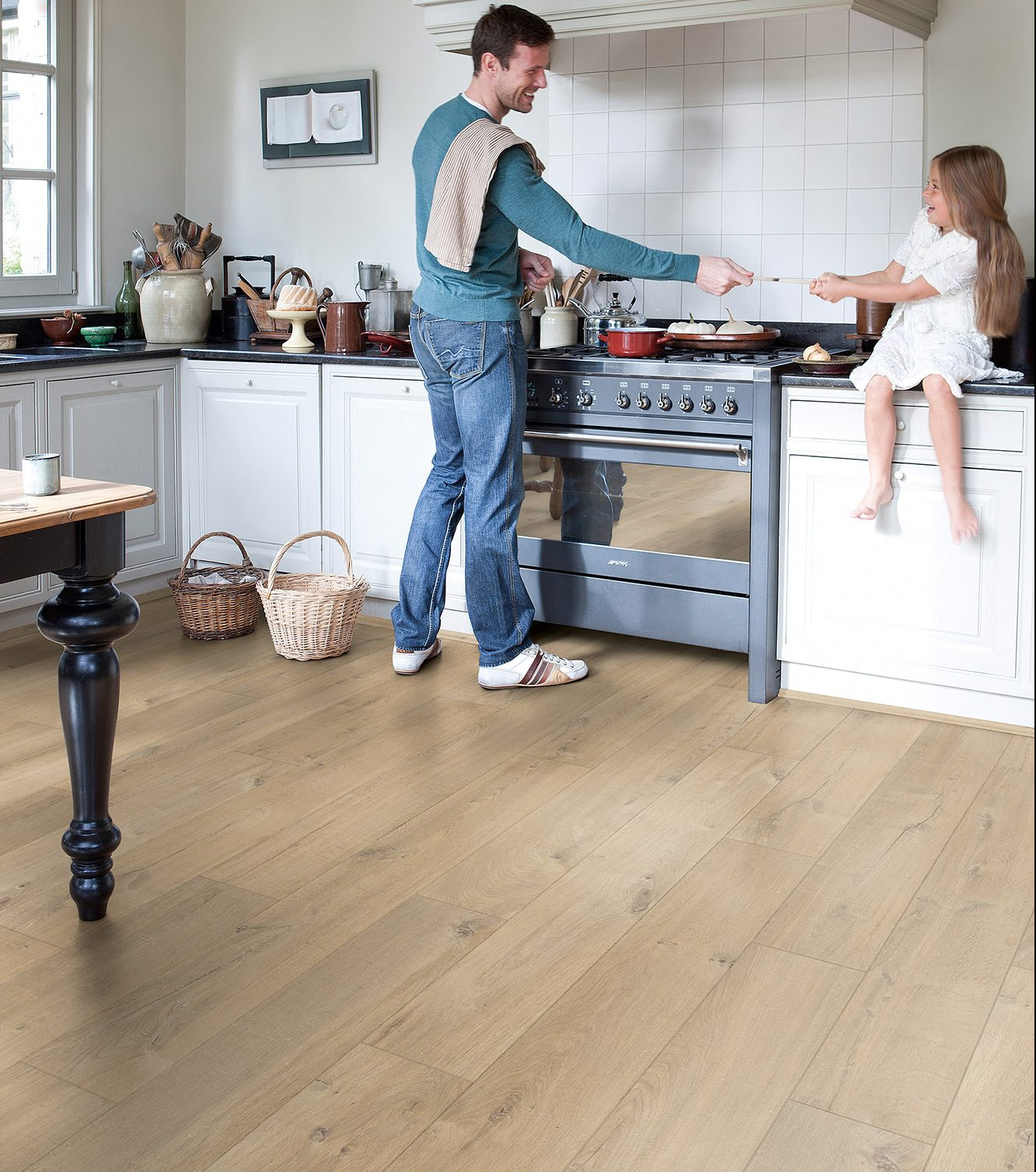 Quickstep Impressive Ultra Soft Oak Medium