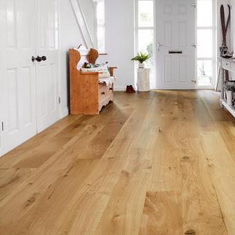 Solid Wood Flooring Advice