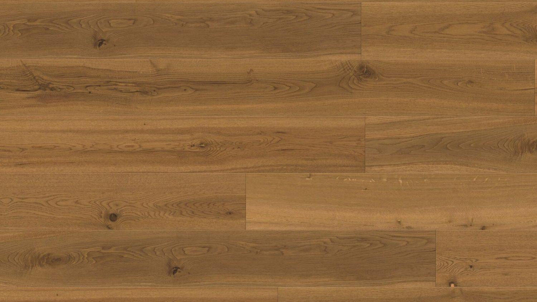 Smoked Brushed & Matt Lacquered Clic Engineered Oak