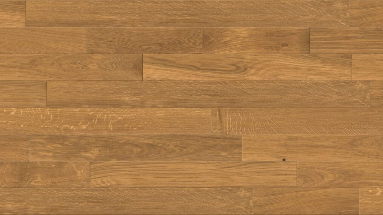 Engineered Oak Brushed and Oiled 125mm x 18mm