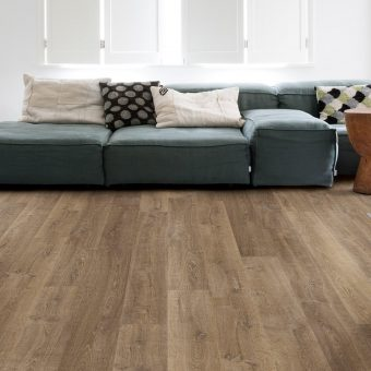 Quickstep Eligna Riva Oak Brown