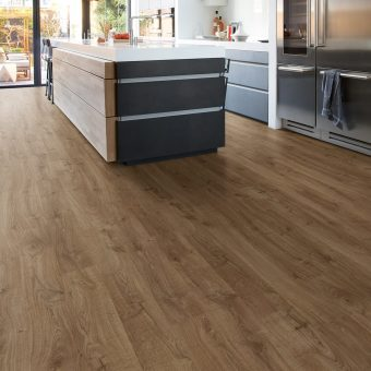 Quickstep Eligna Newcastle Oak Brown