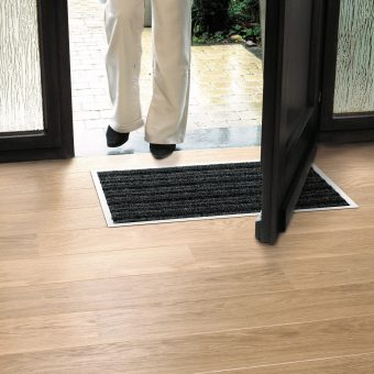 Quickstep Doormat