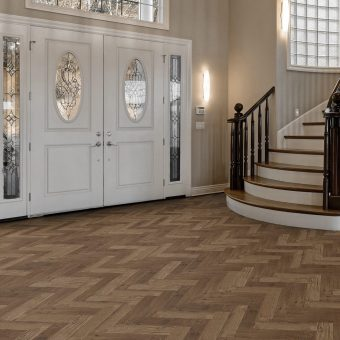 Luvanto Design Priory Oak Herringbone