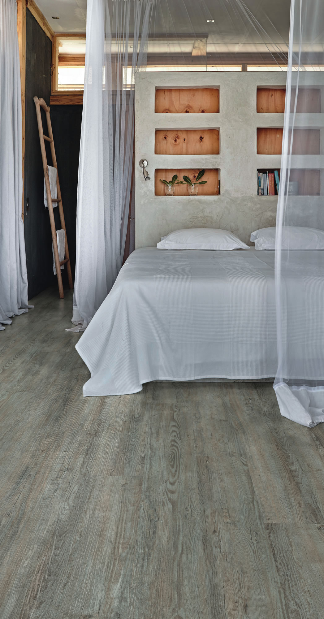 Tlc loc weathered oak 5732 vinyl flooring for Northwest flooring