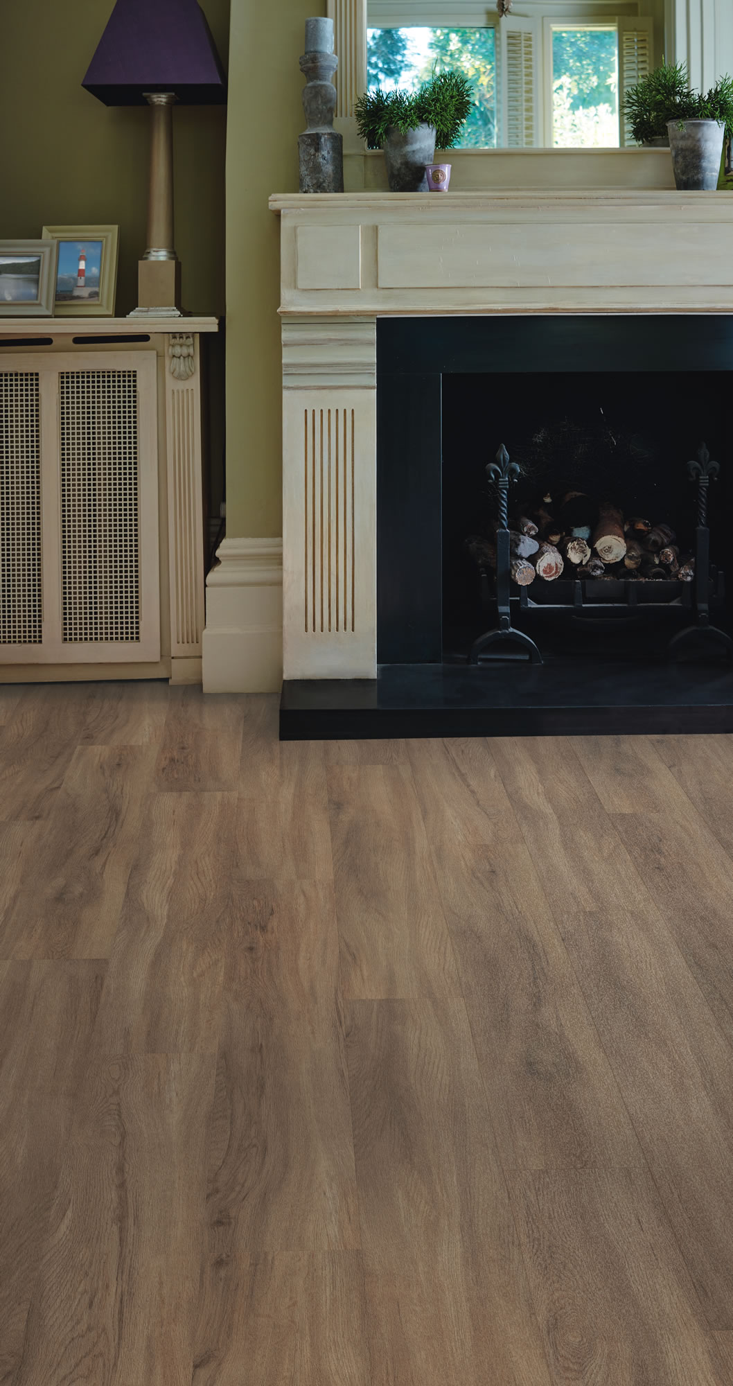 Tlc Loc Honey Oak 5736 Vinyl Flooring Nwfloors Co Uk