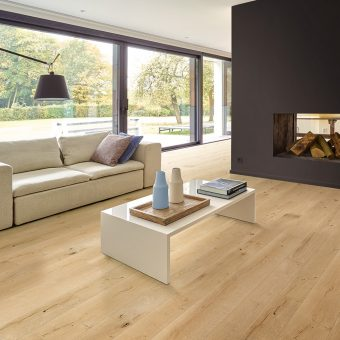 Balterio Grande Narrow linnen Oak