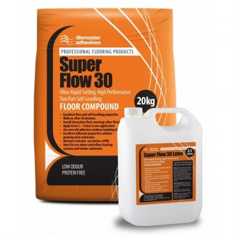 Tilemaster Superflow 30latex screed