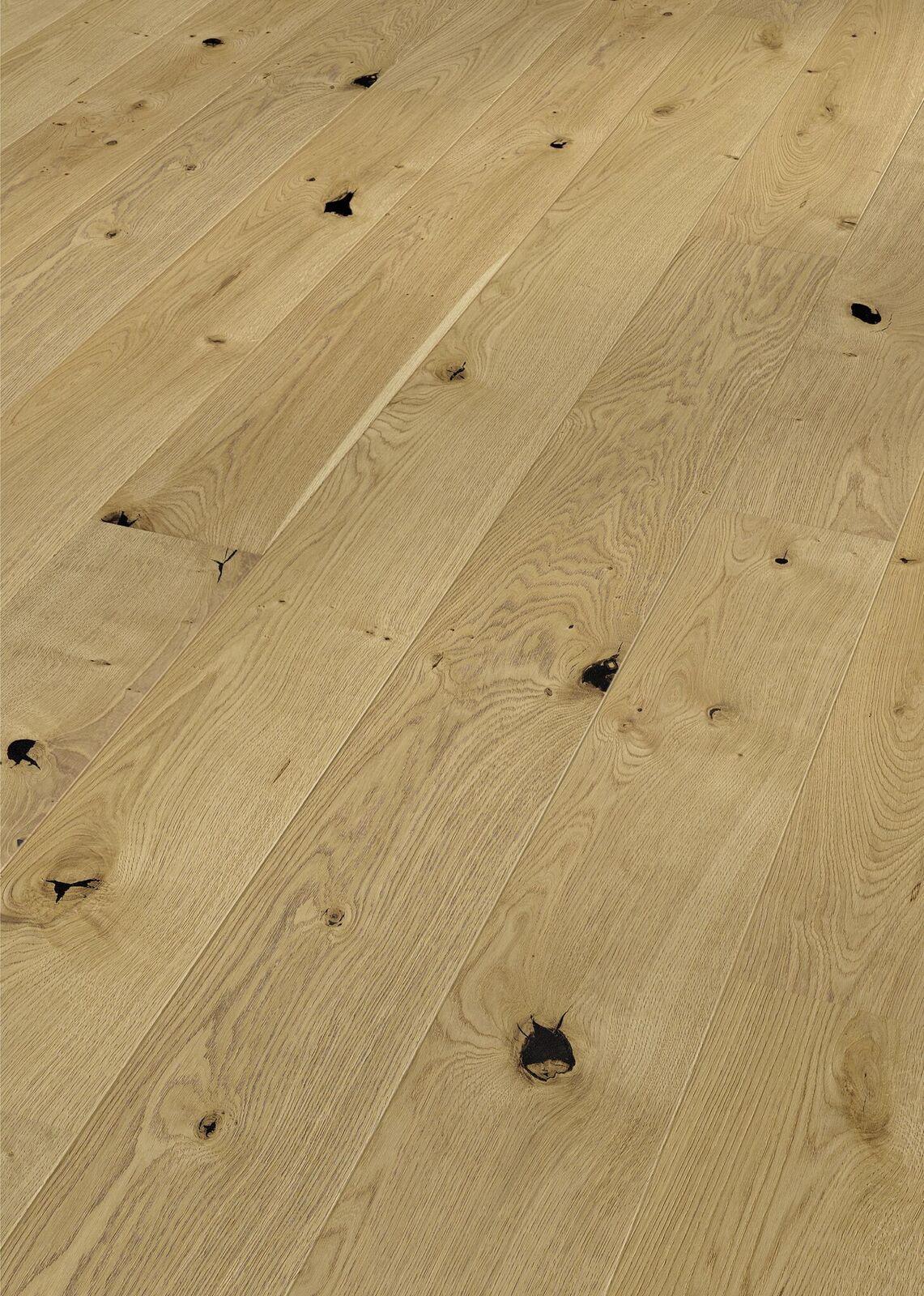 Belle Brushed & Oiled Oak Loc Engineered Multiply
