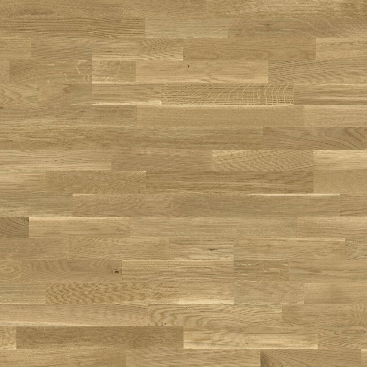 Belle rustic lacquered oak 3 strip loc engineered multiply for Belle flooring