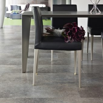 Balterio Pure Stone Belgian Blue Flamed 60643