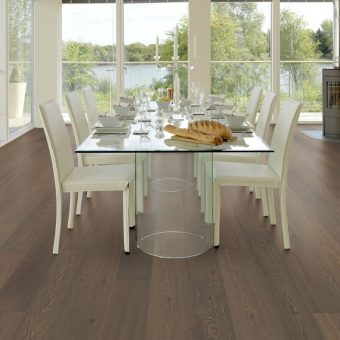 Belle Classic Truffle Oak Clic Engineered