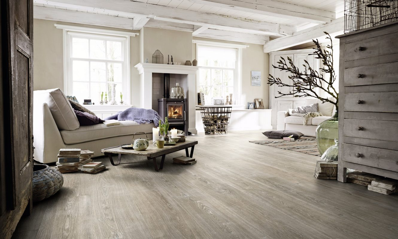 White Grey Oak