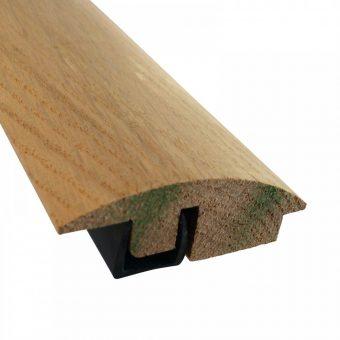 solid oak ramp profile