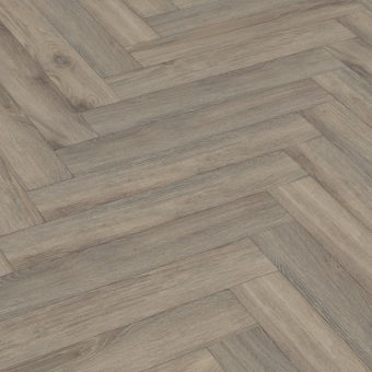 Capital Forza Herringbone Volcainc Oak 12mm Laminate Flooring