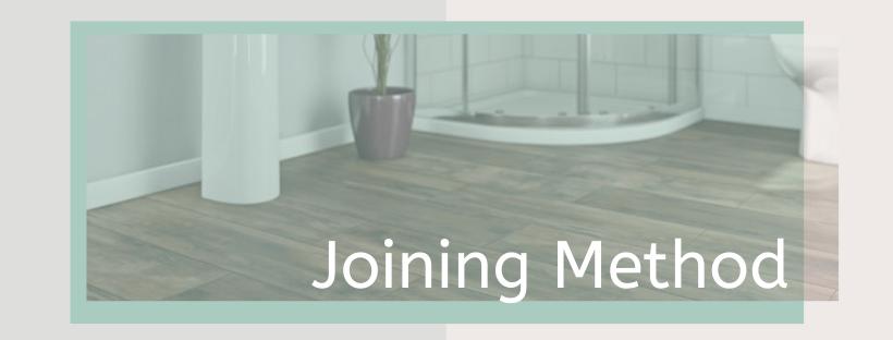how to join vinyl flooring